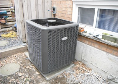 Air Conditioner and Furnace Installation