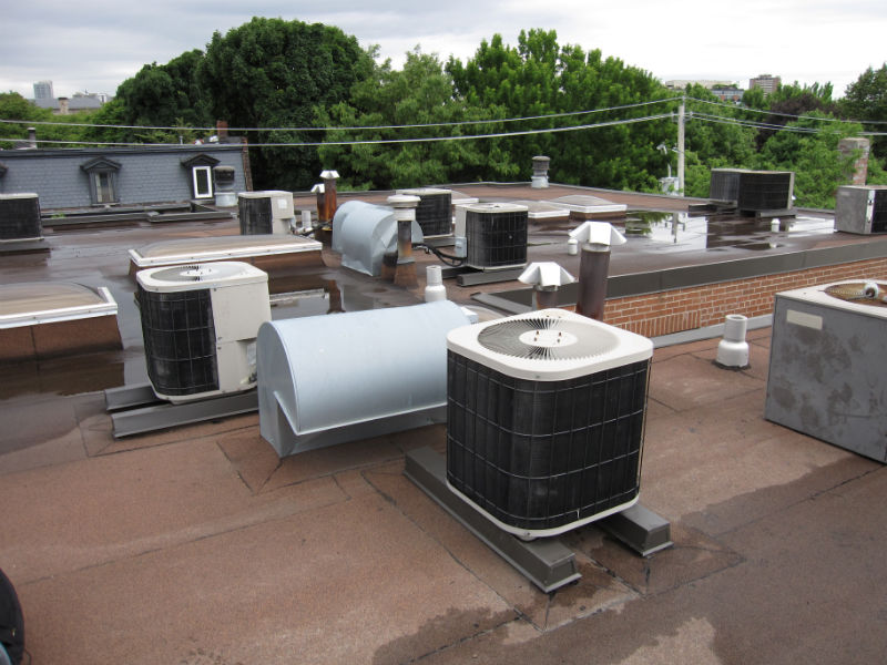 Roof Air Conditioner Amp Rooftop Air Conditioner Commercial