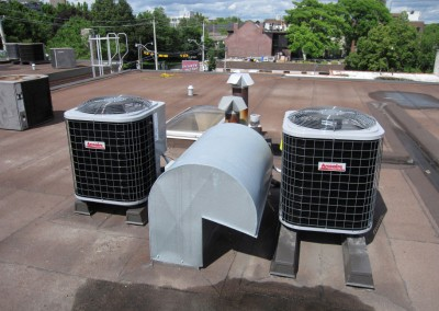 Rooftop Air Conditioner Installation